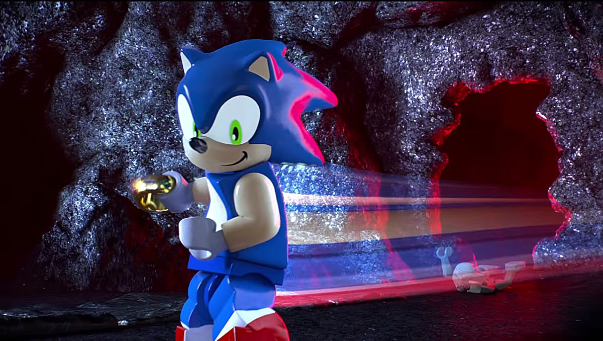 The Sonic Lego Dimensions Level Pack Is Seriously Worth It