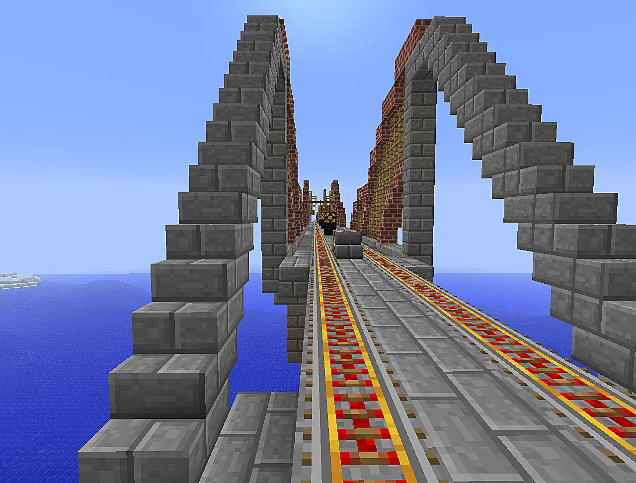 The 10 Coolest Minecraft Bridges Minecraft