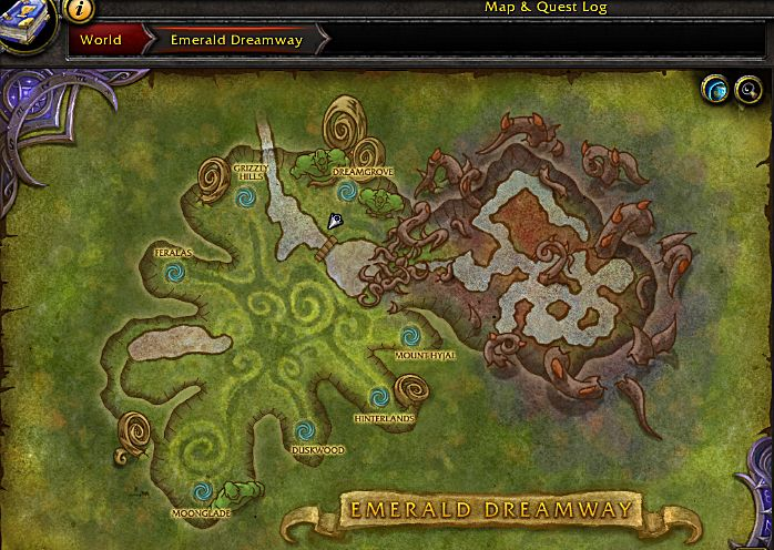 Alpha - World of Warcraft: Legion - Paladin Class Order ... |Class Order Halls Map