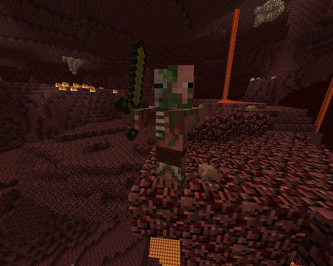 Minecraft Nether Mobs And How To Defeat Them Minecraft