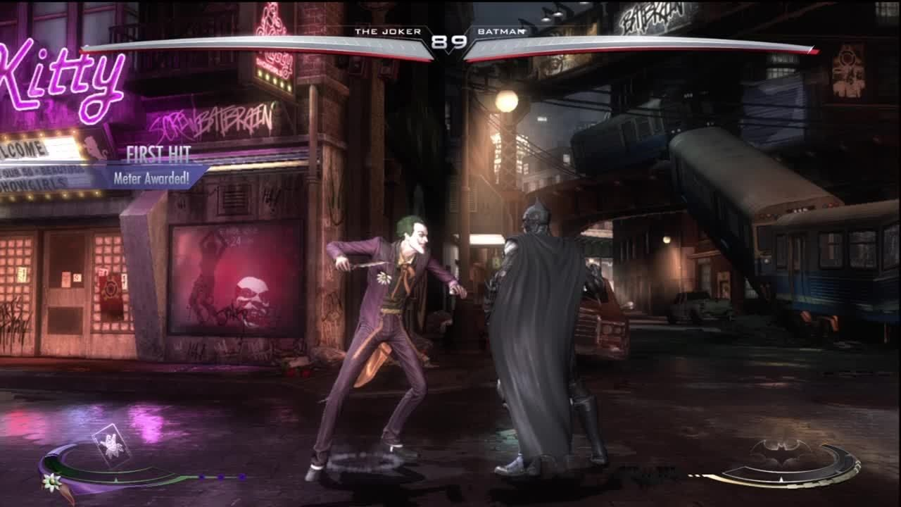Injustice Gods Among Us Review Injustice Gods Among Us