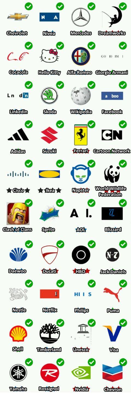 Rose Glen North Dakota ⁓ Try These Logo Quiz Level 2 25