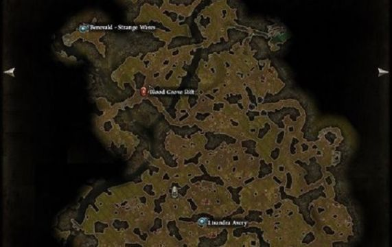 Grim Dawn Devotion Shrine Locations Guide Acts Iii And Iv