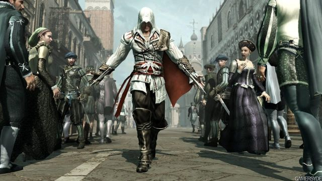 Ezio Auditore di Firenze Assassin's Creed II