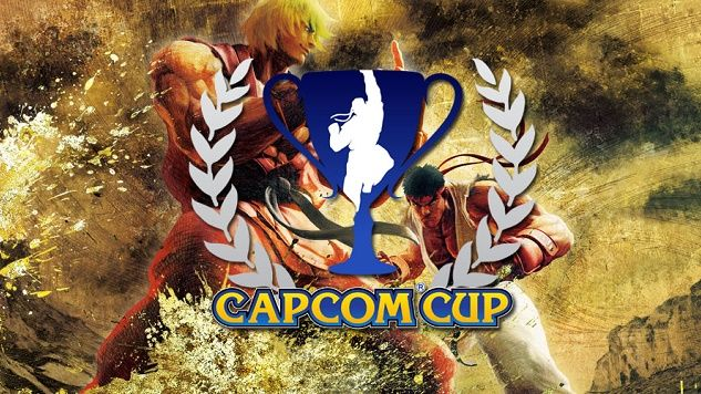Street Fighter capcom cup