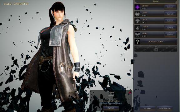 Black Desert Online Character Creator