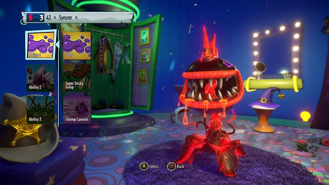 plants vs zombies garden warfare 2 chomper abilities