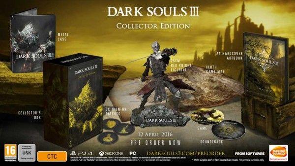 Dark Souls III is Nigh, Divine | Dark Souls III