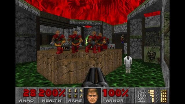 DOOM 2 Review - Bigger and Better Over the Top Action | Doom 2