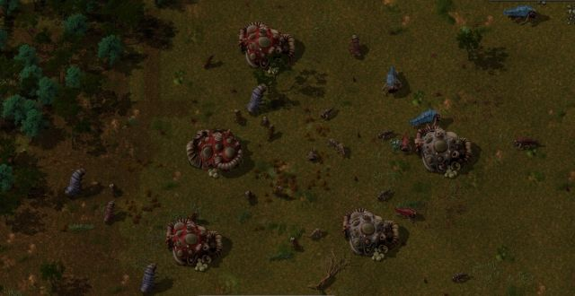factorio enemies