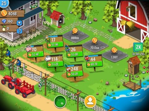 Farm Away! - Beginner's guide to idle farm your way to riches | farm