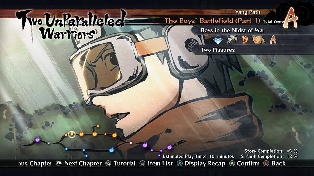 naruto shippuden ultimate ninja storm 4 how to unlock all