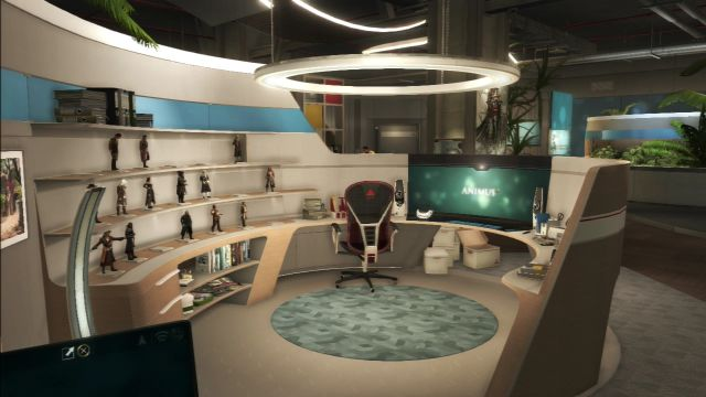 Assassin's Creed IV: Black Flag Abstergo Entertainment Desk