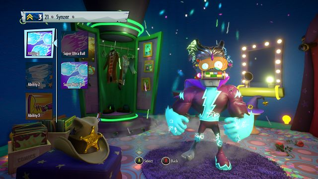 plants vs zombies garden warfare 2 super brainz abilities