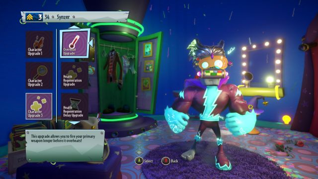 plants vs zombies garden warfare 2 super brainz character upgrades