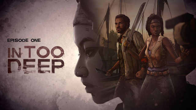 Telltale Games The Walking Dead Michonne Episode One In Too Deep