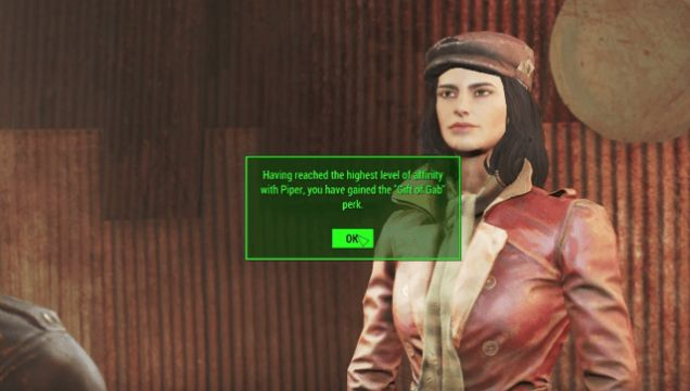 Sex In Fallout 4