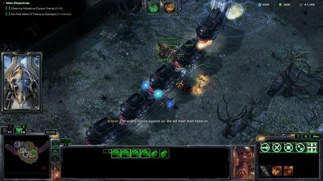 Starcraft Brood War Oblivion Download Content - johncrise