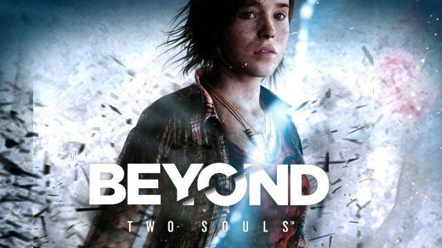 Beyond two souls promo