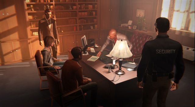 life is strange principal wells office