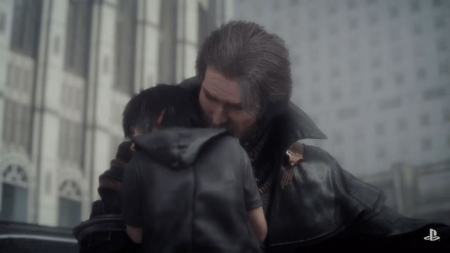 Final Fantasy Xv Dawn Of A New Trailer Final Fantasy Xv