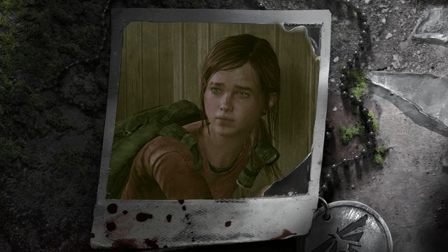 The Last of Us Instant Film Frame