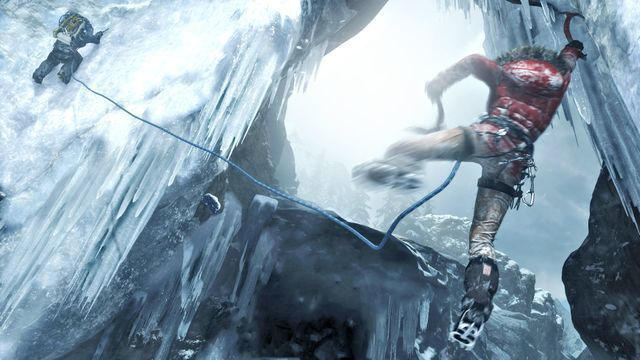 Rise Of The Tomb Raider Gets Ps4 And Pc Release Date
