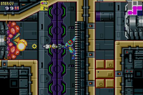 Rewind Review - Metroid Fusion | Metroid Fusion
