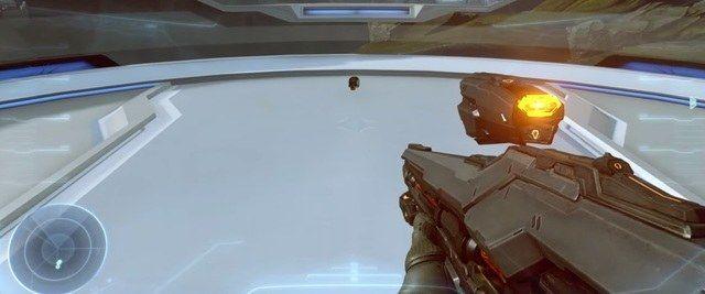 Halo 5 Cloud Skull