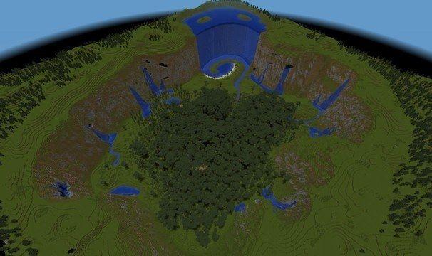 Best minecraft custom maps for survival mode minecraft rainforest valley gumiabroncs Gallery
