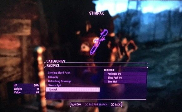 Fallout 4 chem crafting