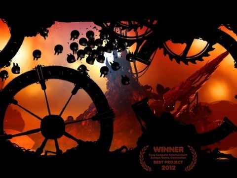 Badland Gameplay