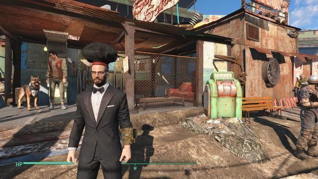 fallout 4 haircut megaton