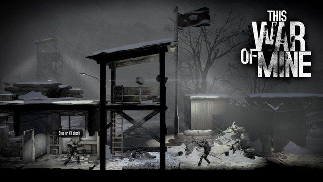 This War of Mine: The Little Ones combat