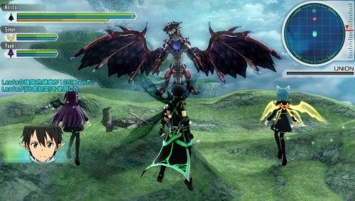 Fans Of The Previous Games Should Be Certifiably Ecstatic About Lost Song As It Will Feature An Open World Where Players Can Fly Just Like In Alfheim