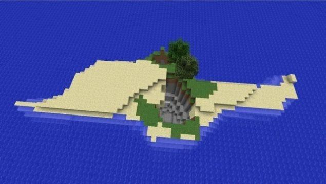 Minecraft seed 3781795096936274275