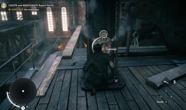 Assassin's Creed Syndicate Guide Sequence 1