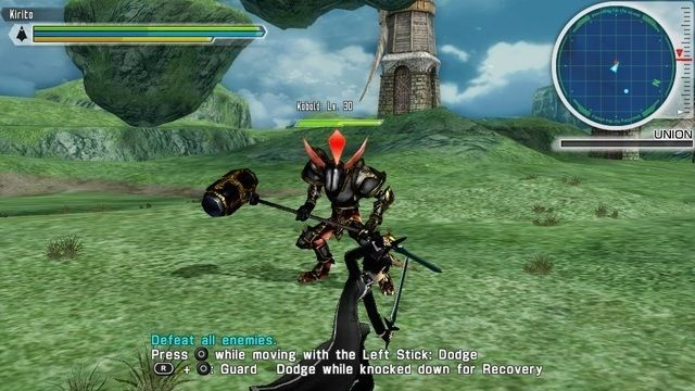 Sword Art Online: Lost Song offers fun, but repetitive