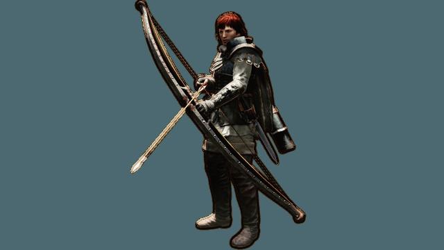 Dragon's Dogma Ranger