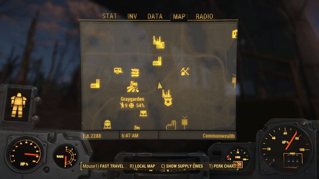 Power Armor Location Guide for Fallout 4 (with pictures!)