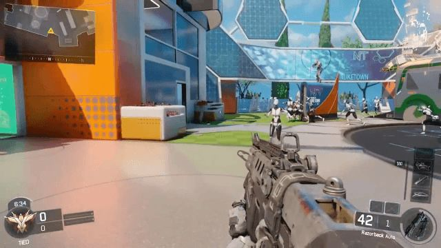 How to activate the SECOND Nuk3town easter egg in Call of