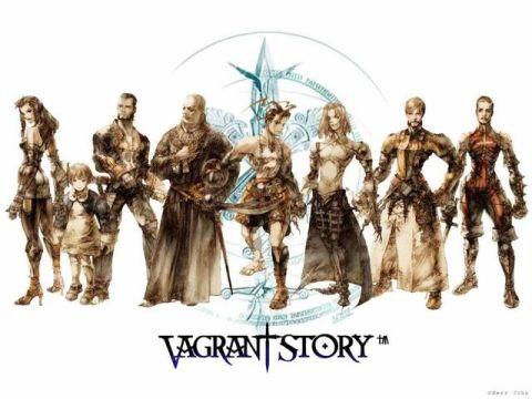Vagrant Story PSOne classic