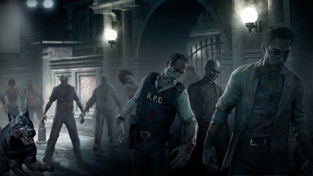 A New Resident Evil Movie Is On Its Way Resident Evil