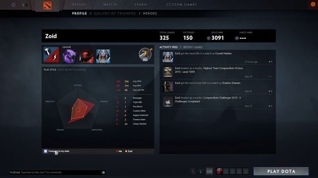 dota 2 matchmaking queue