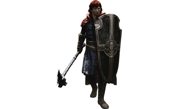 Dragon's Dogma Mystic Knight