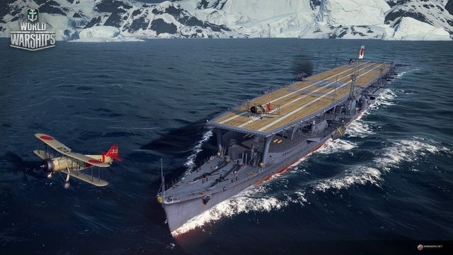 World of Warships setting out to sea September 17th   World of Warships