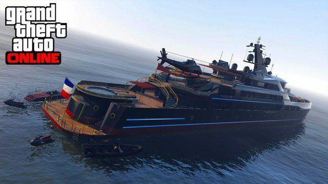 Grand Theft Auto Online Yacht Faq Grand Theft Auto Online