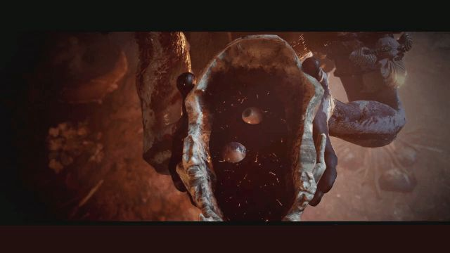 Far Cry Primal Shaman Eyeball Brain Soup