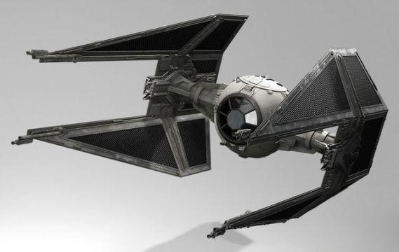Star Wars Battlefront tie interceptor