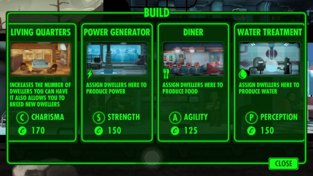fallout shelter tips vault rooms explanation